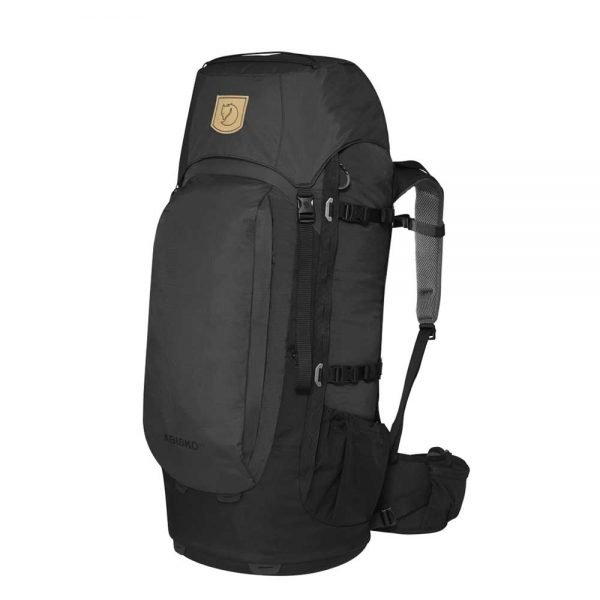 Fjallraven Abisko 55W stone grey backpack