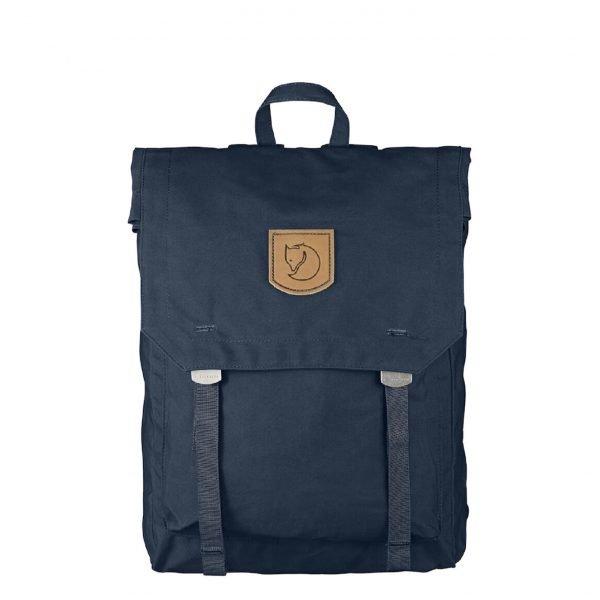 Fjallraven Foldsack No.1 navy backpack