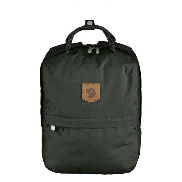 Fjallraven Greenland Zip Backpack deep forest backpack