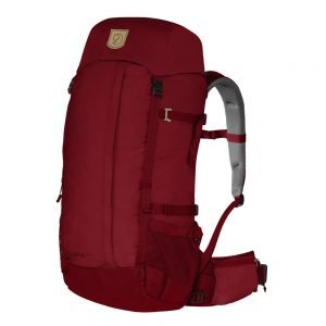 Fjallraven Kaipak 38W redwood backpack