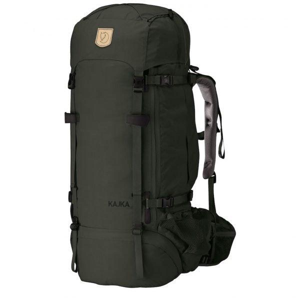 Fjallraven Kajka 65 W forest green backpack