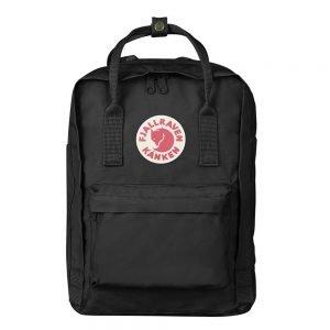 """Fjallraven Kanken Laptop 13"""" Rugzak black backpack"""