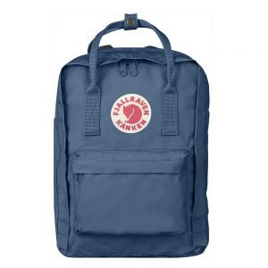 "Fjallraven Kanken Laptop 13"" Rugzak blue ridge backpack"