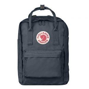 "Fjallraven Kanken Laptop 13"" Rugzak graphite backpack"