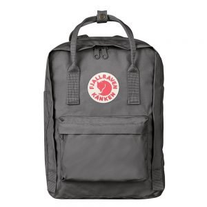 "Fjallraven Kanken Laptop 13"" Rugzak super grey backpack"
