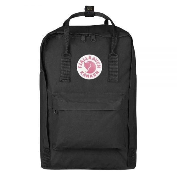 Fjallraven Kanken Laptop 15'' Rugzak black backpack