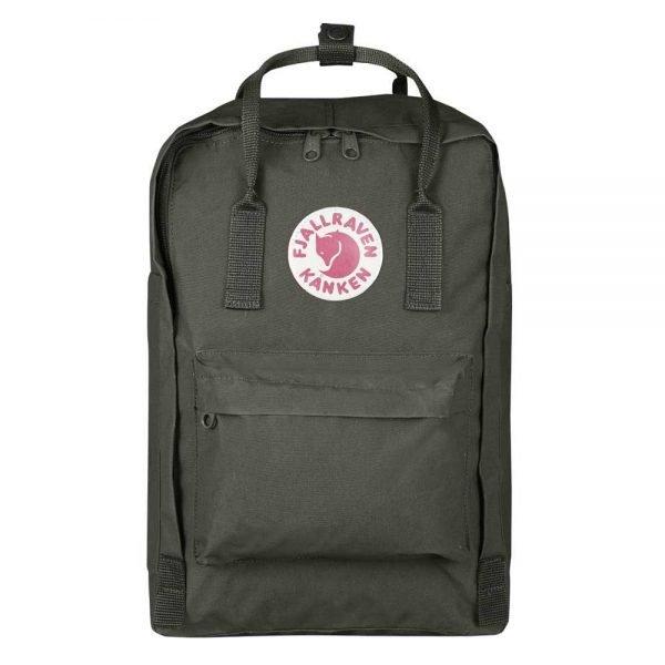 Fjallraven Kanken Laptop 15'' Rugzak forest green backpack