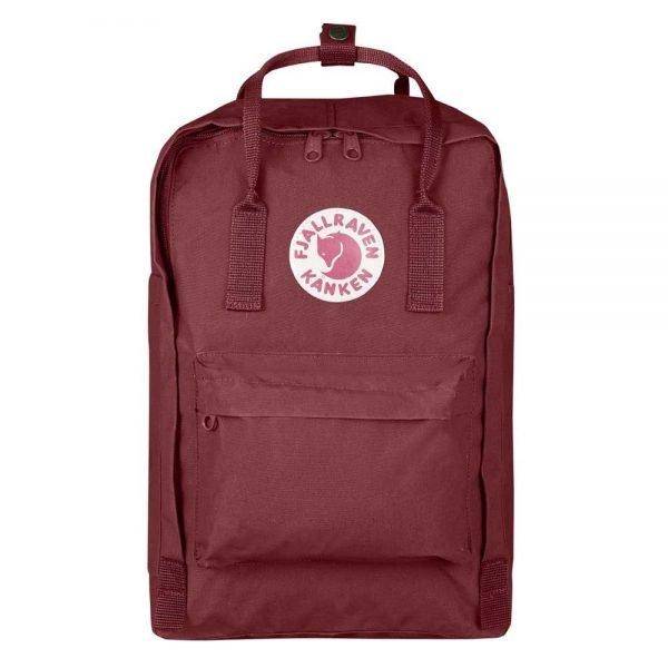 Fjallraven Kanken Laptop 15'' Rugzak ox red backpack