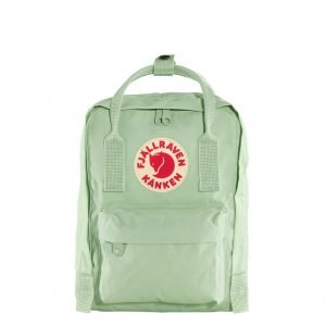 Fjallraven Kanken Mini Rugzak mint green