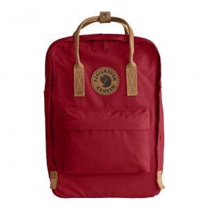 """Fjallraven Kanken No. 2 Laptop 15"""" Rugzak deep red backpack"""