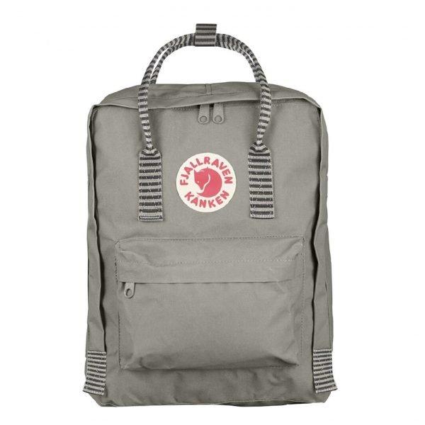 Fjallraven Kanken Rugzak fog-striped backpack