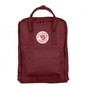 Fjallraven Kanken Rugzak ox red backpack