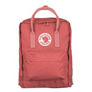 Fjallraven Kanken Rugzak peach pink backpack