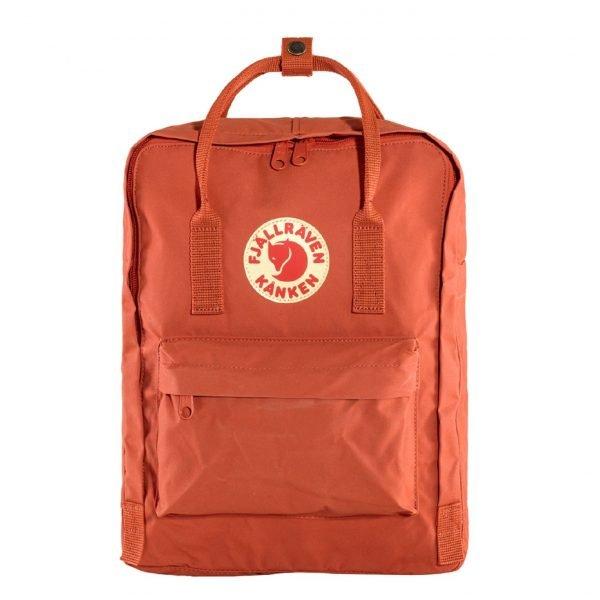Fjallraven Kanken Rugzak rowan red backpack