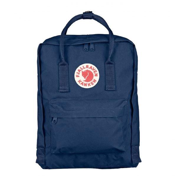 Fjallraven Kanken Rugzak royal blue backpack