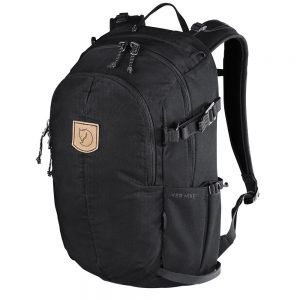 Fjallraven Keb Hike 20 black-black backpack