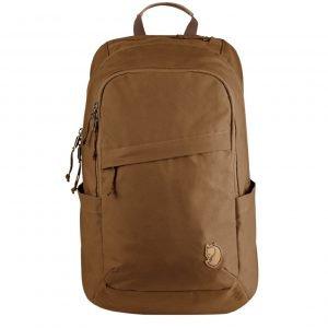 Fjallraven Raven 20L chestnut backpack