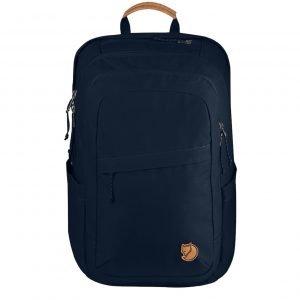 Fjallraven Raven 28 navy backpack