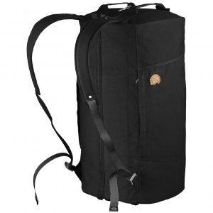 Fjallraven Splitpack Large Backpack / Duffel black Weekendtas