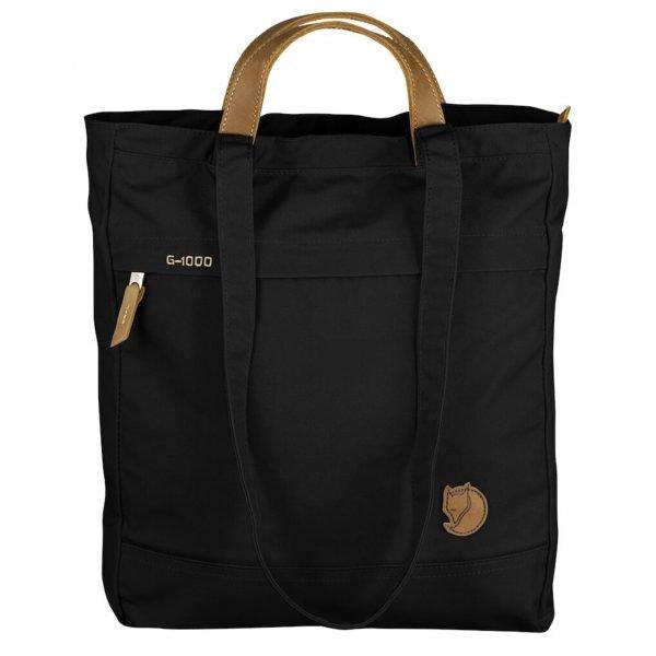 Fjallraven Totepack No. 1 Shopper black Damestas