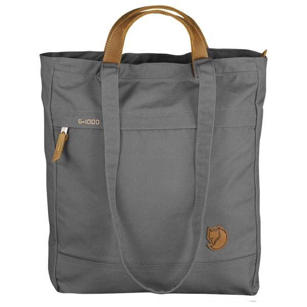 Fjallraven Totepack No.1 Shopper super grey Damestas