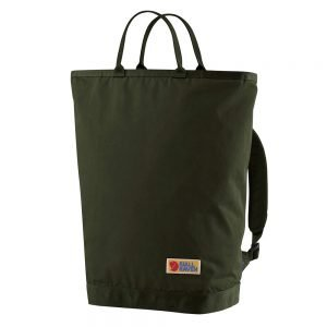 Fjallraven Vardag Totepack deep forest backpack