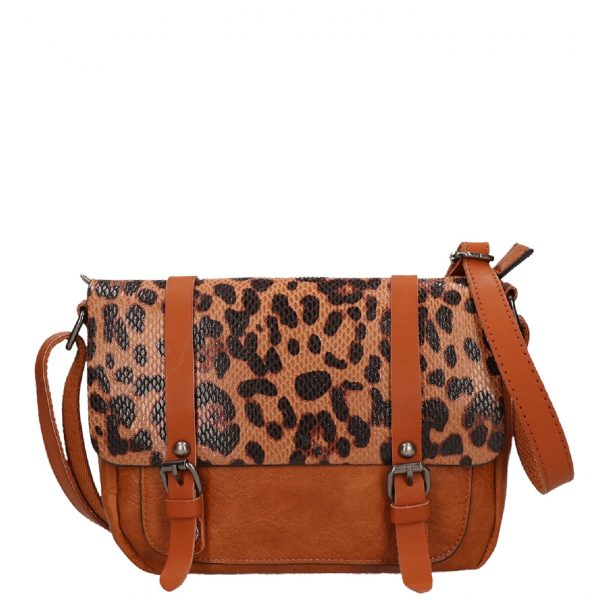 Flora & Co Bags Schoudertas camel4 Damestas