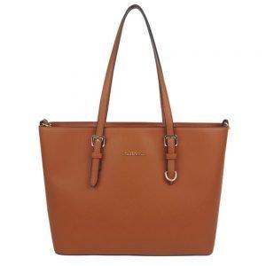 Flora & Co Bags Shopper camel Damestas