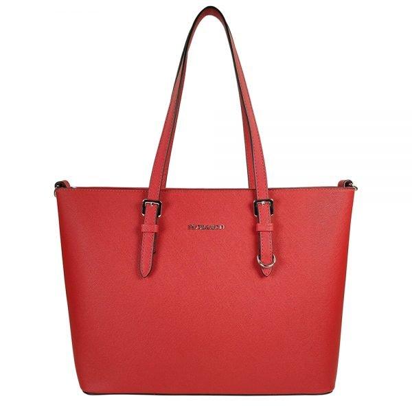 Flora & Co Bags Shopper rood Damestas