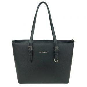 Flora & Co Bags Shopper zwart Damestas