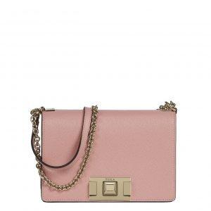 Furla Mimi Mini Crossbody pink Leren tas