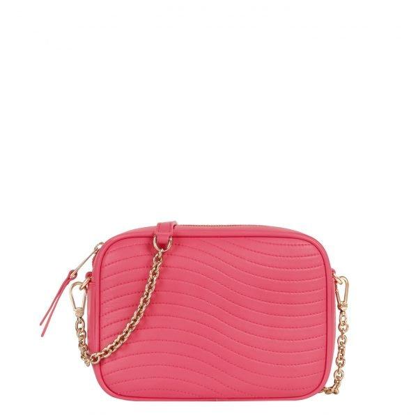 Furla Swing Mini Crossbody lipstick pink