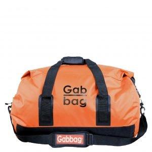Gabbag Duffel Bag 65L oranje Weekendtas