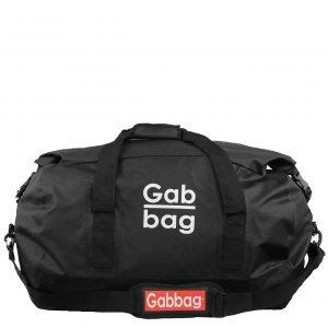 Gabbag Duffel Bag 65L zwart Weekendtas