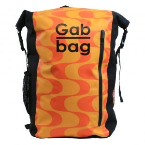 Gabbag The Original Bag II oranje backpack