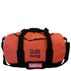 Gabbag Travel Bag S 35L oranje Weekendtas