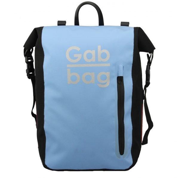 Gabbag Waterdichte Fietstas 25L blauw