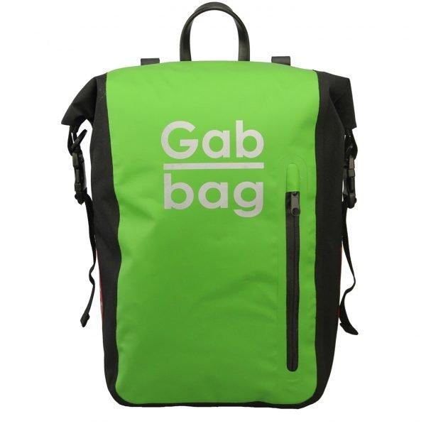Gabbag Waterdichte Fietstas 25L groen