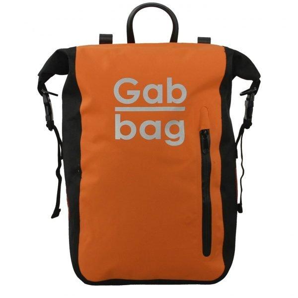 Gabbag Waterdichte Fietstas 25L oranje