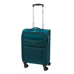 Gabol Cloud Cabin Trolley 55 turquoise Zachte koffer