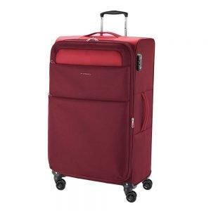 Gabol Cloud Trolley Large 79 red Zachte koffer