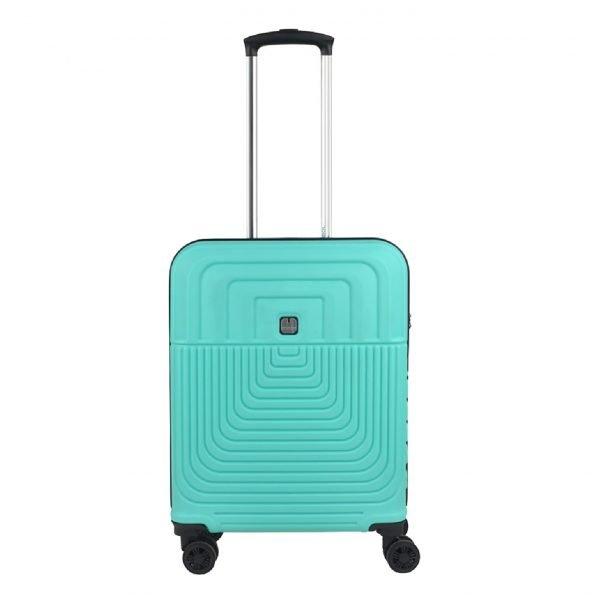 Gabol Ego Cabin Trolley 55 turquoise Harde Koffer