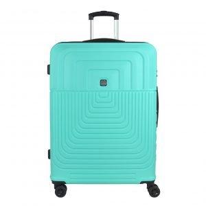 Gabol Ego Large Trolley 76 turquoise Harde Koffer