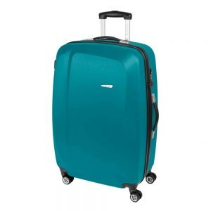 Gabol Line Trolley Large 76 turquoise Harde Koffer
