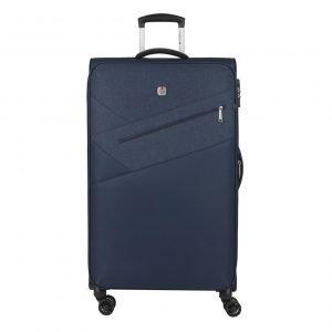 Gabol Mailer Large Trolley 78 Exp. blue Zachte koffer
