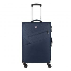 Gabol Mailer Medium Trolley 67 Exp. blue Zachte koffer
