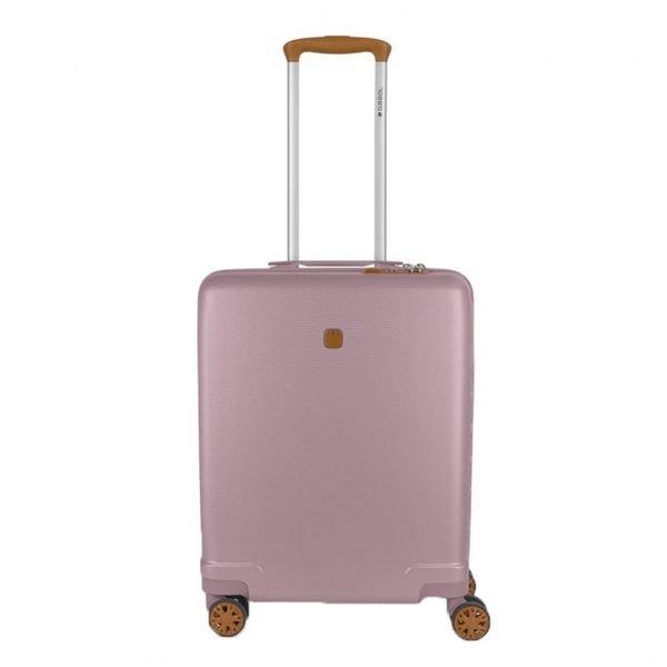 Gabol Mosaic Cabin Trolley S pink Harde Koffer