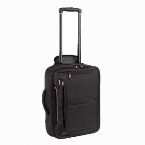 Gabol Piloto Piloto Carter Pilot Case Backpack black backpack