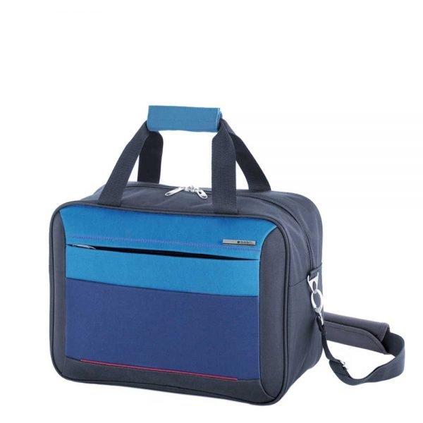 Gabol Reims Flight Bag blue Weekendtas