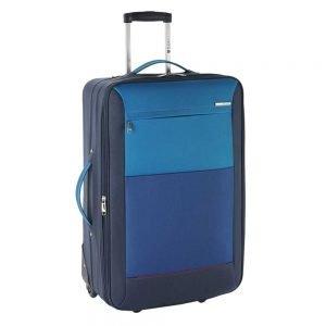 Gabol Reims Trolley M blue Zachte koffer